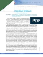 Decreto Curriculum ESO y BAC LOMCE Cantabria