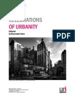 Celebrations of Urbanity