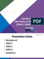 NRM+Presentation