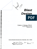 Blast Design