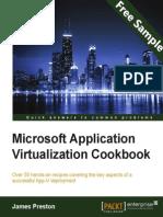 Microsoft Application Virtualization Cookbook - Sample Chapter