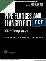 ASME B16.5 - Pipe Flanges.pdf