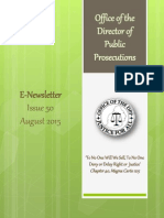 Newsletter Du DPP