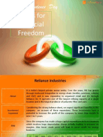 5 Shares for Financial Freedom This Independce Day