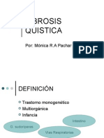 FIBROSIS QUISTICA - Manifestaciones pulmonares