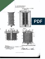 Patent Us 600457