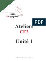 CE2 Atelier