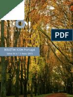 Boletim ICOM Portugal Série III N_º 3 Maio 2015
