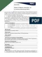 Programa Inclusão Na Administração Pública.doc