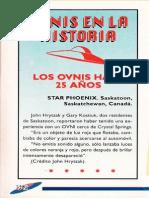 Ovnis en La Historia - Los Ovnis... - R-080 Nº043 - Reporte Ovni - Vicufo2