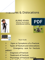 muskuloskeletal,fracture,dislocation