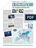 GeoEnergy Newsletter