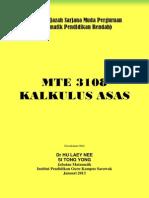 Modul MTE3108 Kalkulus Asas (2)