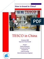 Tesco in China final Version