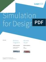 Simulation for Healthcare Facility Design