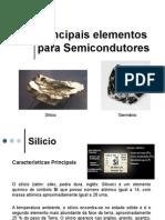 Principais Elementos Para Semicondutores