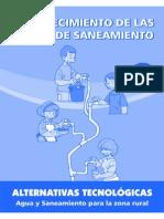 Alternativas Tecnologicas de Abastecimiento de Agua Para La Zona Rural
