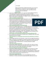 Definiciones de ADSL