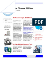 The Cheese Nibbler (June 2015 Edition)