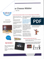 The Cheese Nibbler (August 2015 Edition)