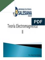 Teoria Electromagnetica 2