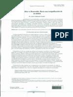 Guillaumin Universidad vs Desarrollo. Misión