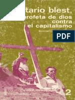 Clotario Blest - Profeta de Dios Contra El Capitalismo 4