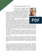 Biograf¡a San Agust¡n de Hipona.doc