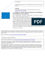 03l Ergonomics Strategy for Human Factors Jan Dul