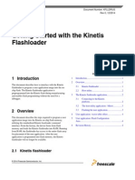 Getting Started With the Kinetis FlashLoader