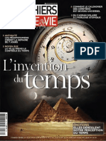 Cahiers de Science Et Vie N134 - L Invention Du Temps