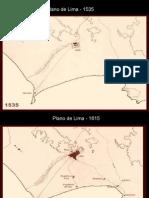Plano de Lima - 1535