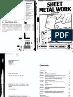 (Workshop Pratice Series 8 Workshop Practice Series 8) R. E. Wakeford-Sheet Metal Work-Argus Books (1985)