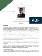 Lipid-based Dosage Forms - An Emerging Platform for Drug Delivery-REVIEW-GOOD