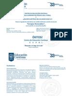 Invitacion - Curso de Energias Renovables
