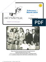 Durham Skywriter February/March 2010