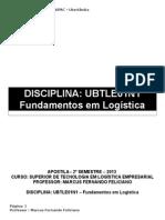 Apostila (1) Logistica 1º Período