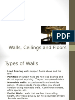 Walls, Ceilings and Floors.ppt