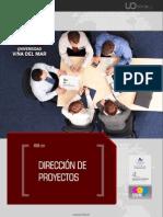 Modelo de MBA con enfoque en la dirreccion de proyectos Mdp