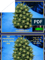 CalendariodeAdviento_2012.pps