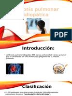 Fibrosis Pulmonar Idiopatica