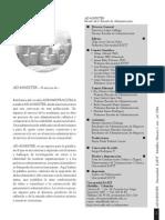 La Ética_AdMinister 2006