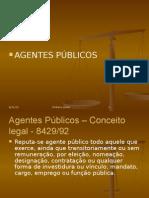 Agentes Públicos - 2015.2