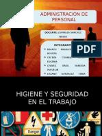 Administracion de Personal Grupo 5