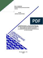 Adrina Aguiar Perez - QUESTÃO SOCIAL, A FILHA BASTARDA DE RIO DAS OSTRAS E PETRÓLEO SEU AMANTE - 2012.pdf