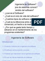 A Ingenierc3ada de Software