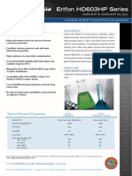 Erifon HD603HP Series MacDermid Offshore