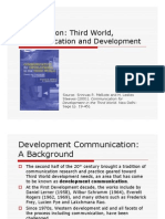 Third World Communication Development