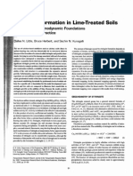 Ettringite Formation in Lime-treated Soils