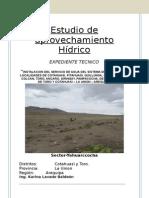 1. Hidrologia -